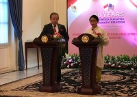 Indonesia, Malaysia Hold JCBC Meeting