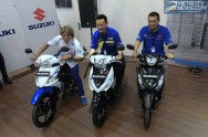 Suzuki Tambah Warna Baru Address dan Smash FI