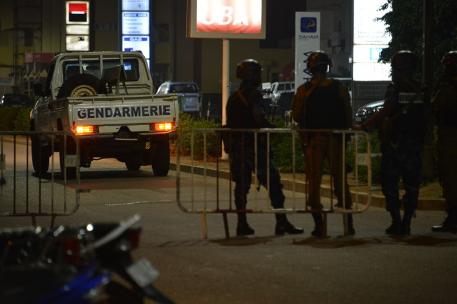17 Dead in Burkina Faso Restaurant 'Terrorist Attack'