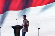 Jokowi Opens National Scout Meeting