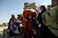 More Than 600,000 Syrians Return Home, Mainly to Aleppo: UN