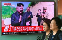 North Korea Leader Holds Off on Guam Missile Plan