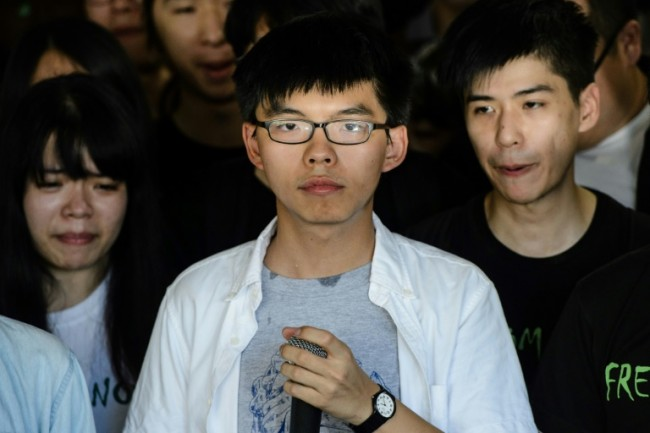 Hong Kong's Umbrella Movement Leaders Jailed