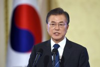 North Korea Media Grade South's Moon a 'Fail'