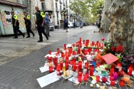 Spain Hunts Suspect over Barcelona Carnage