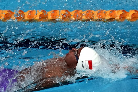 Perenang Indonesia Pecahkan Rekor SEA Games