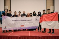 Telkom University Sabet Juara 1 Most Innovative e-Health Solution di Malaysia