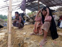 Thousands of Rohingya Flee Myanmar for Bangladesh
