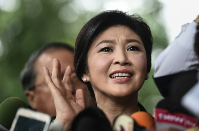 Thai Ex-PM Yingluck Has Fled Thailand: Party Source