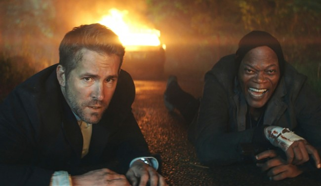 The Hitman's Bodyguard Pimpin Box Office Pekan Ini