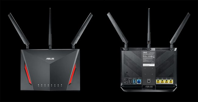 ASUS RT-AC86U, Router Anyar Khusus Game