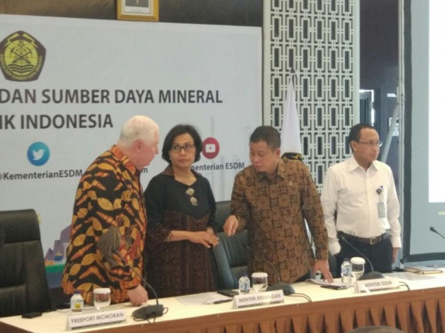 Indonesia, Freeport Reach Agreement on 51% Divestment