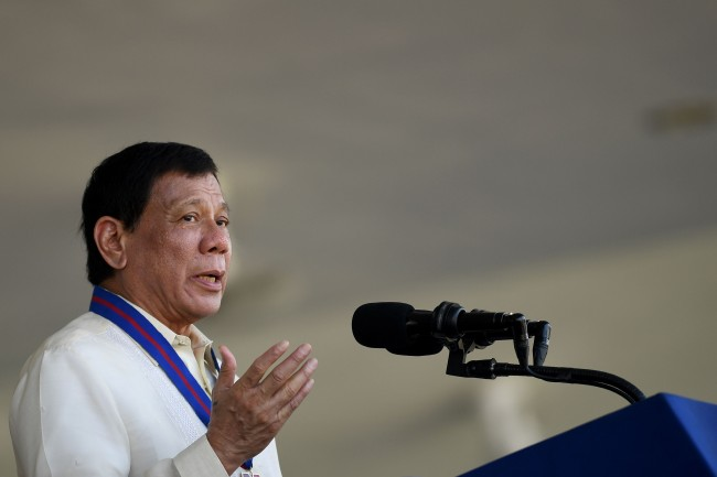 Marcos Kin Offer Gold, Assets to Philippines: Duterte