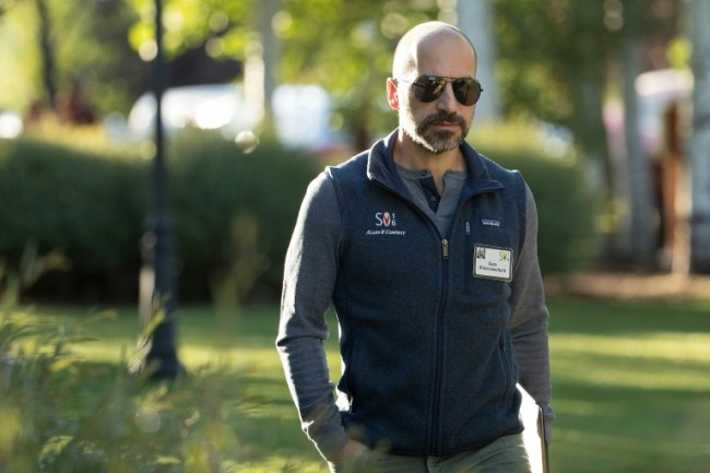 Uber Hires Dara Khosrowshahi as Chief