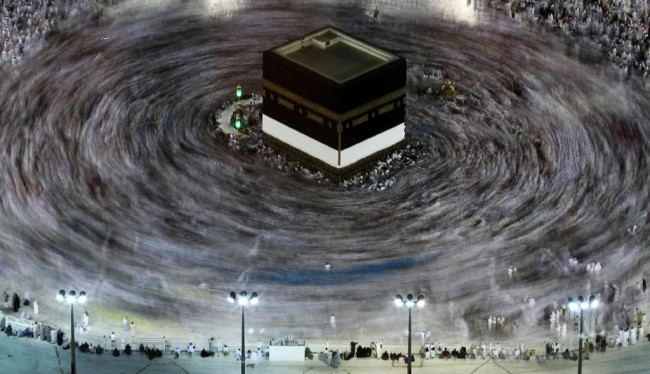 More Than 2 Million Muslims Gather for Hajj Pilgrimage