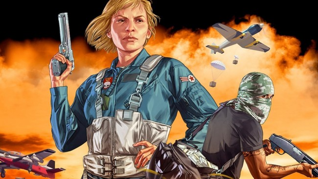 Tiru PUBG, GTA Online Kini Punya Mode Battle Royale