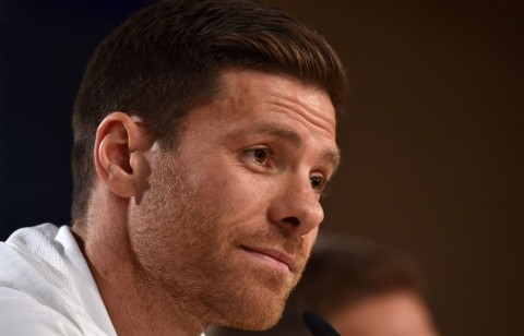 Xabi Alonso. (Foto: AFP/Christof Stache)