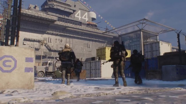 The Division Bakal Hadirkan Wilayah West Side Pier New York