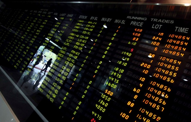 JCI Drops 11 Points in Morning Session