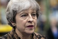 British PM Says No Plans to Quit