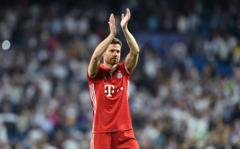 Xabi Alonso (Foto: AFP/Christof Stache)