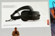 Seriusi Virtual Reality, Lenovo Pasang Explorer dan Jedi Challenges