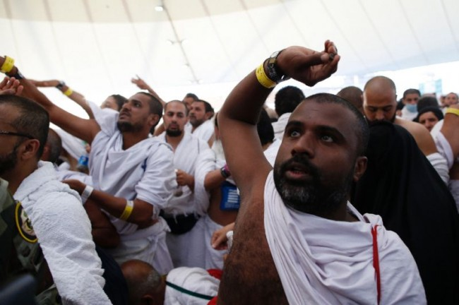 Tight Security for Hajj Stoning Ritual Two Years after Stampede