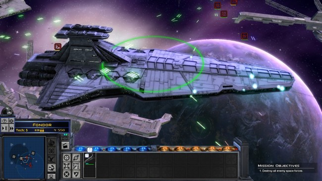Star Wars: Empire at War Kini Dukung Multiplayer dan Mod