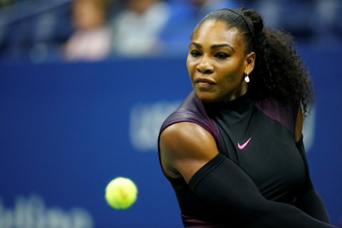 Serena Williams. (KENA BETANCUR / AFP)