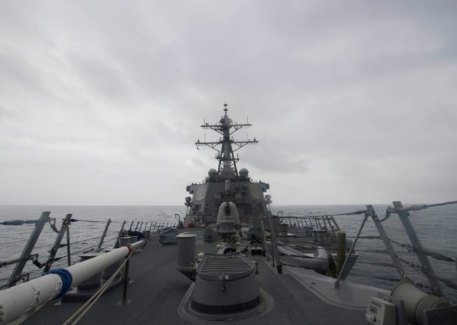 US Planning More Regular South China Sea Patrols: Report