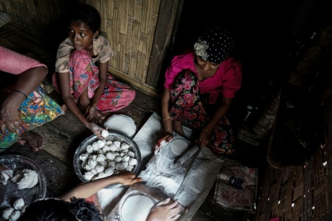 Food Aid Suspended as Myanmar State Sinks Deeper into Violence