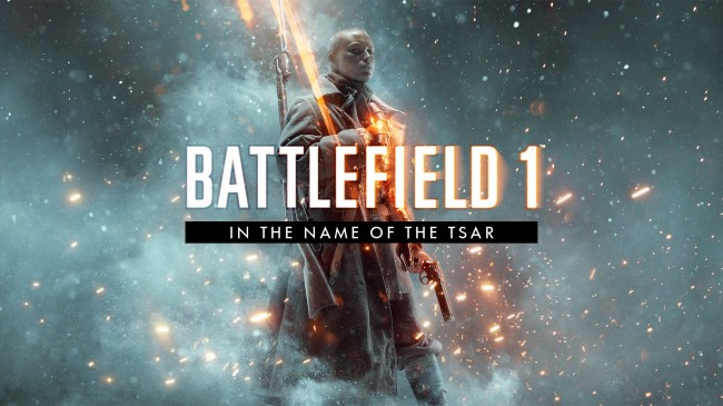 Battlefield 1 In The Name of Tsar Rilis Bulan Depan