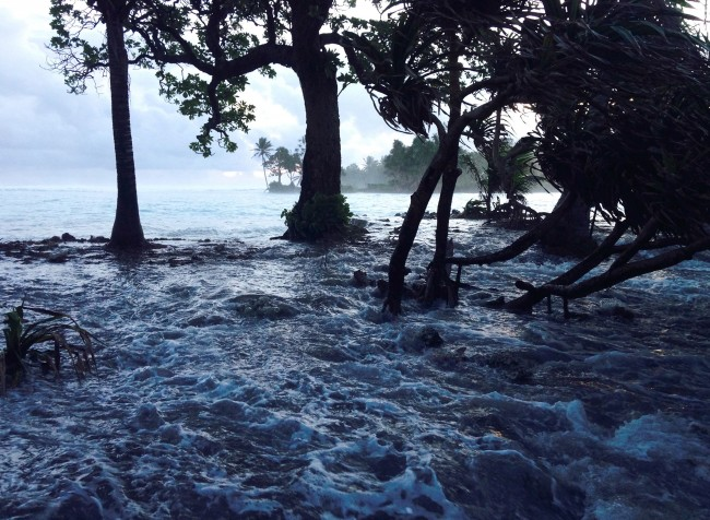 Pacific Leaders to Turn Up Heat on Climate Change