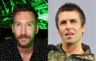 Liam Gallagher Sebut Calvin Harris Membosankan