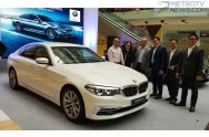 BMW Boyong All New Seri 5 ke Surabaya
