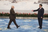 Xi Tells Modi 'Healthy, Stable' China-India Ties Needed: Xinhua