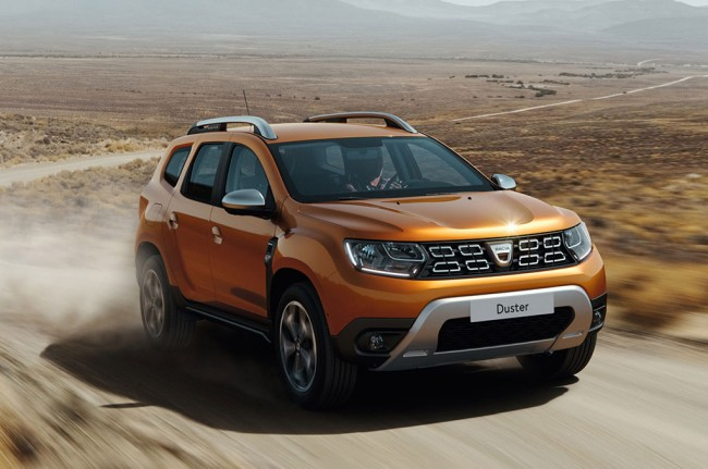 Renault Pamer Foto-Foto All New Duster
