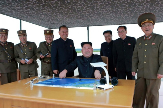 North Korea Nuclear Test 'Caused Landslides'