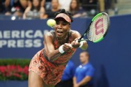 Venus Williams Pijaki Semifinal AS Terbuka 2017
