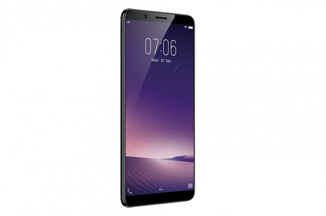 Vivo V7 Plus Muncul, Usung Kamera Depan 24MP