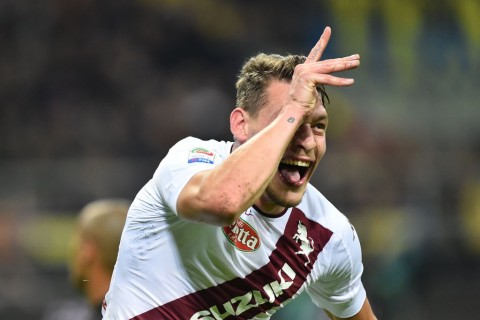 Andrea Belotti (AFP PHOTO / GIUSEPPE CACACE)