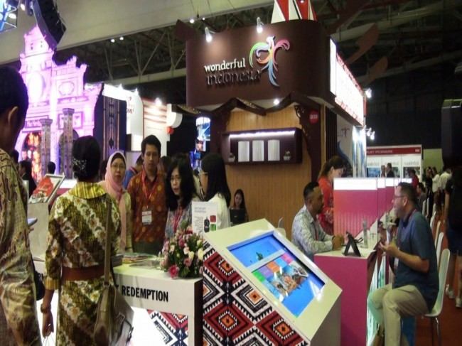 Wonderful Indonesia Kembali Tampil di Pameran Internasional di Vietnam