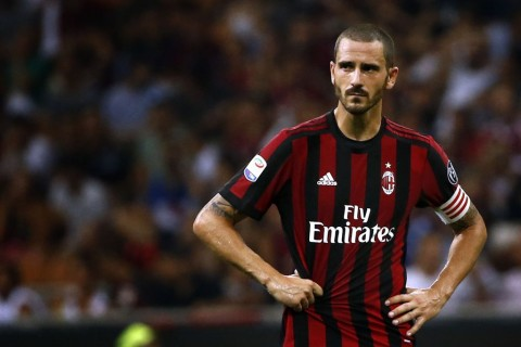 Leonardo Bonucci (AFP PHOTO / Marco BERTORELLO)