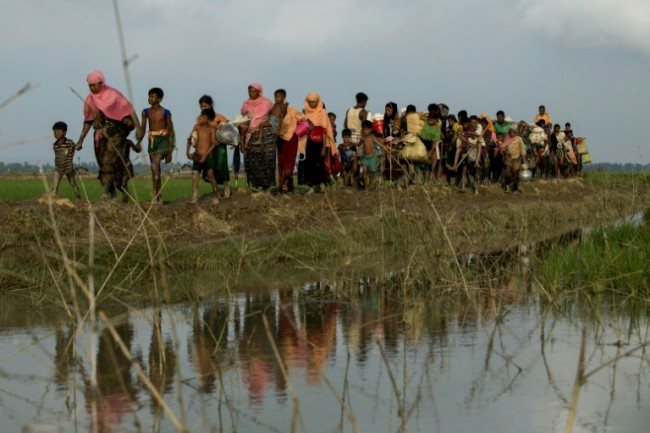 UN to Discuss Myanmar after Rohingya 'Ethnic Cleansing' Claim