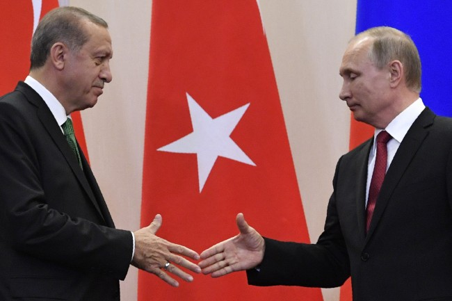 Turkey Signs deal to Buy Russian S-400 Missile Systems: Erdogan