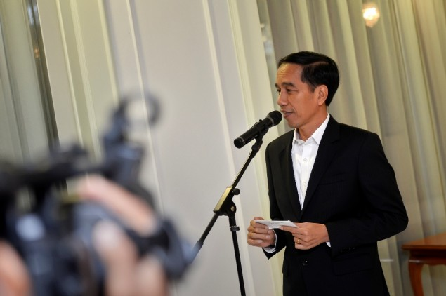 Jokowi Maintains High Approval Rating: Survey