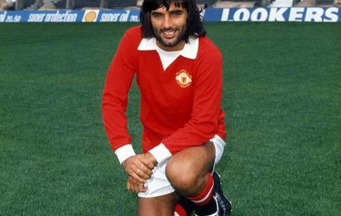 George Best (Foto: Mirror)