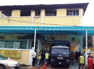 25 People Killed in Malaysia School Fire
