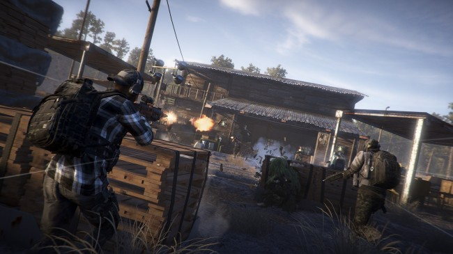 Sesi Beta PvP Ghost Recon: Wildlands Digelar Bulan September