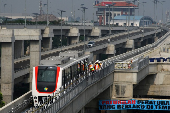 SHIA Skytrain to be Partly Operational This Week